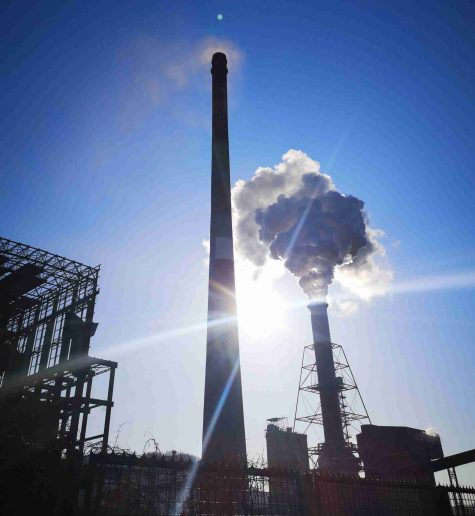 Oczyszczanie spalin i gazów odpadowych