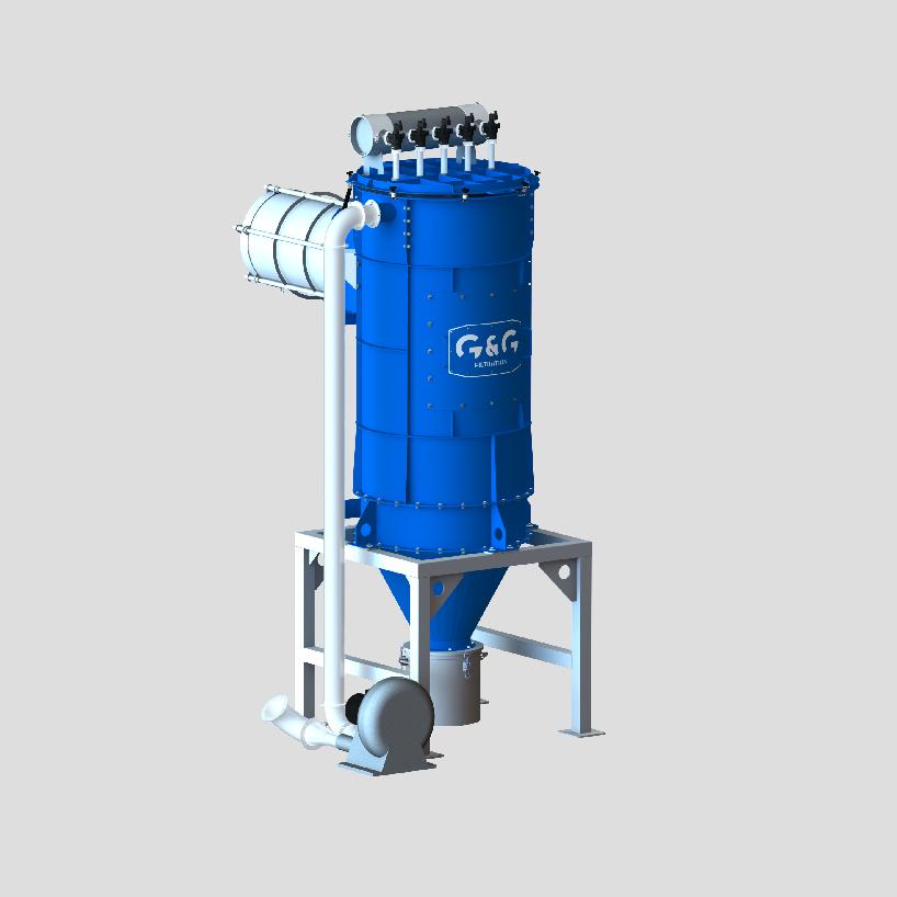 Odkurzacze centralne G&G Vacuum JET